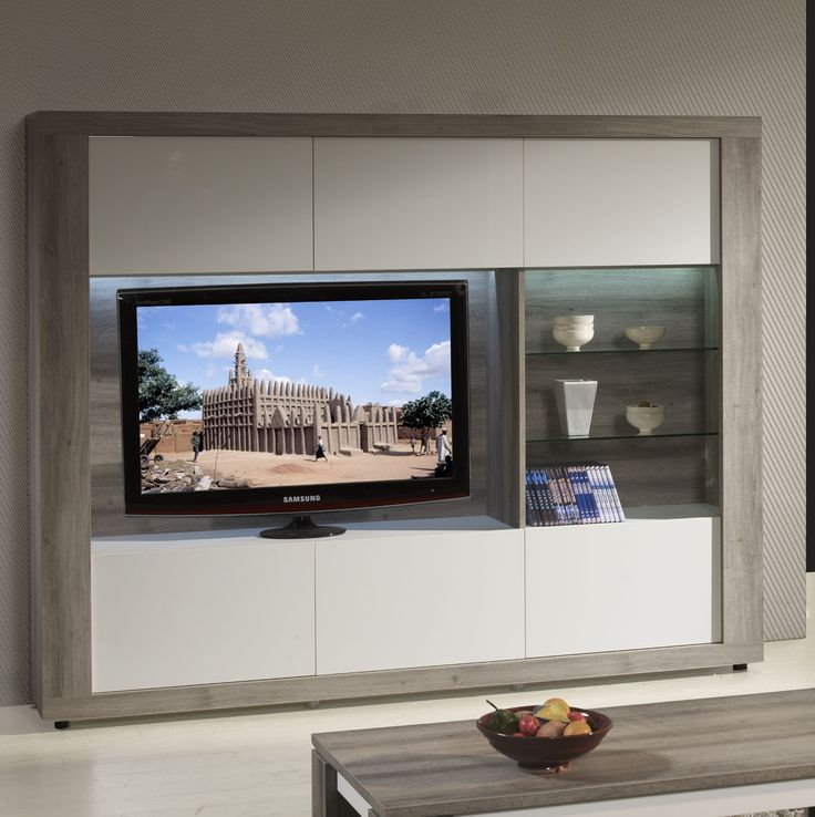 38 best Tv en mediameubels images on Pinterest   A tv, Acacia and ...