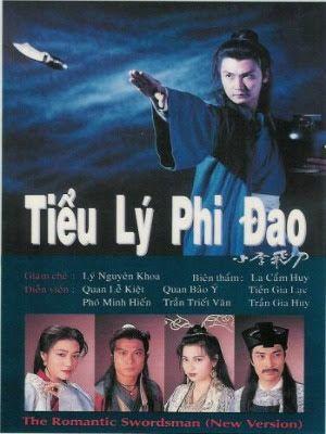 Phim Tiểu Lý Phi Đao 1995