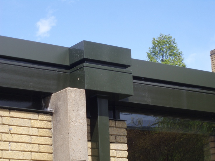 8 Best Images About Commercial And Box Gutter On Pinterest