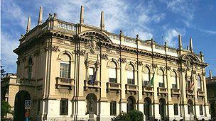The Politecnico di Milano - italian univeristy switches to english as main teaching language :) great
