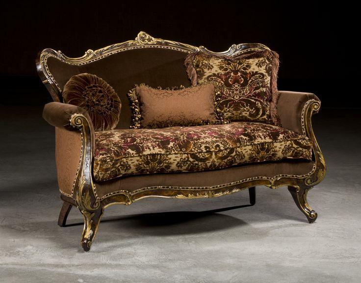 25 best ideas about victorian sofa on pinterest modern for Modern victorian sofa