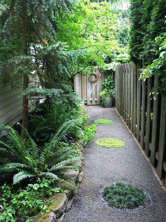 25+ Best Ideas About Kiesweg Anlegen On Pinterest   Gartenwege ... Gartenweg Anlegen Tipps Selbermachen