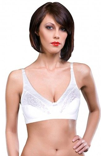 The All day long bra is a cotton bra that adapts to your changing shape making it perfect for you. It provides Full Comfort along with Full coverage