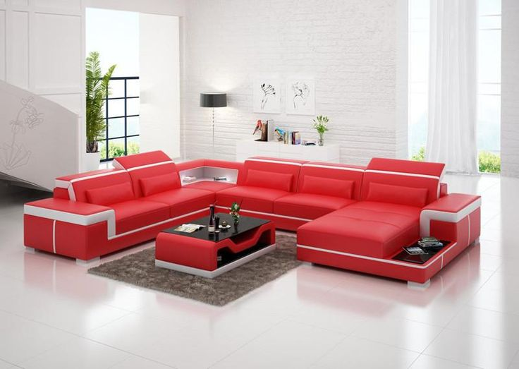 Best 25 Red Leather Sofas Ideas On Pinterest Red