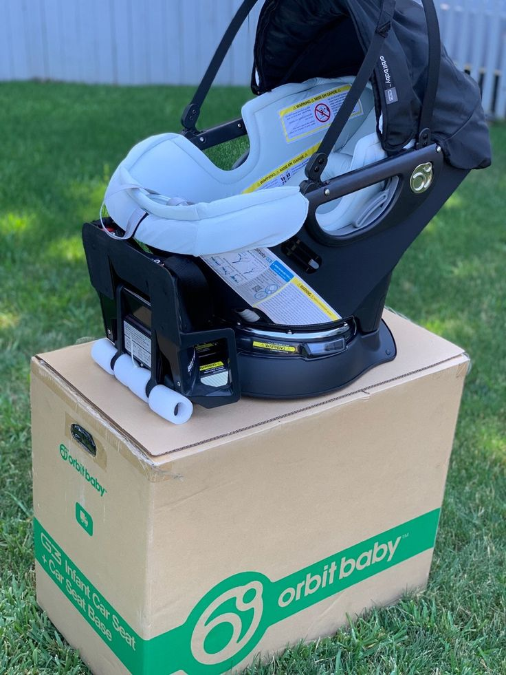 Orbit baby infant car seat new expiration 2022 Orbit