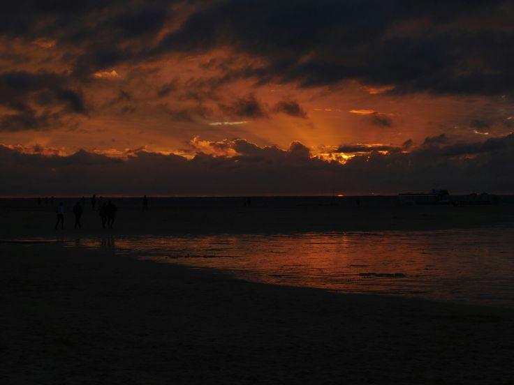 Coral Bay sunset, Western Australia
