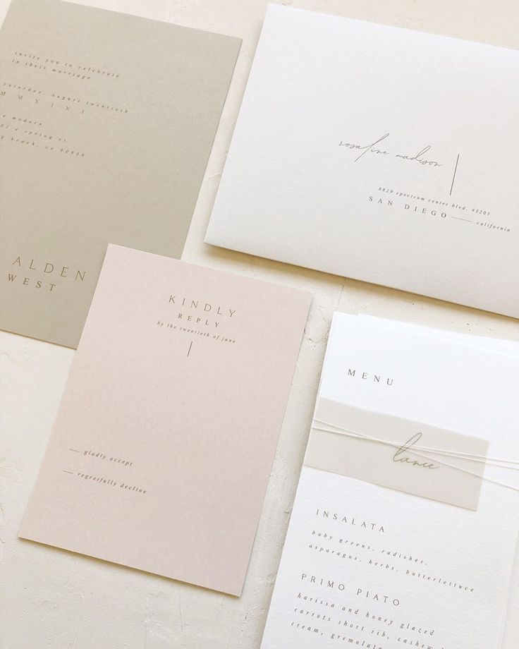 Melissa Epoch Design On Instagram Adored Working On This Modern Suite For S Wedding Stationery Inspiration Wedding Stationery Design Elegant Wedding Themes