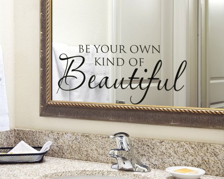 Best  Bathroom Wall Decals Ideas On Pinterest Ps I Love You - Custom vinyl wall decals sayings for bathroom