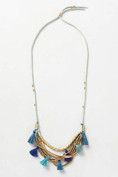 Tassel Swing Necklace