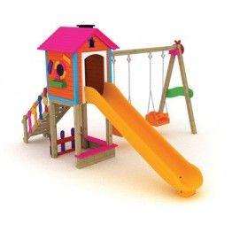 Anaokulu Oyun Evi Çocuk Parkı