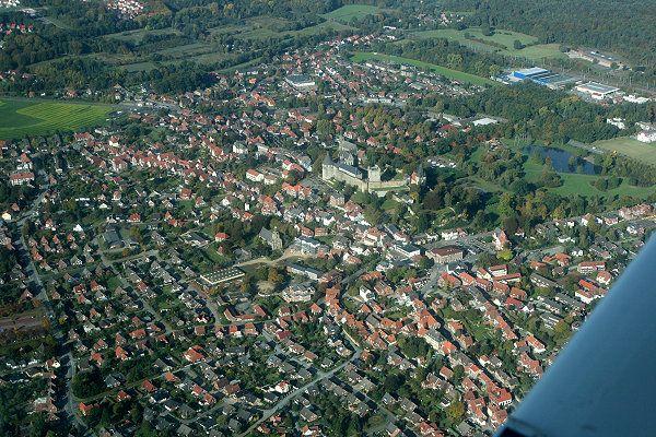 Bad Bentheim mit Burcht wurde in Deutschland, Bad bentheim niedersachsen aufgenommen.