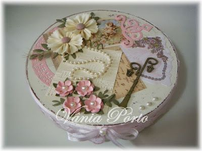 Caixa (Shabby Chic Romantic)