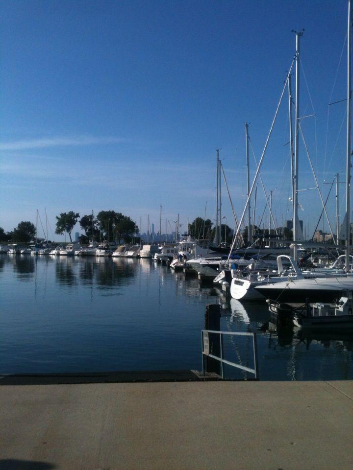 Montrose Harbor