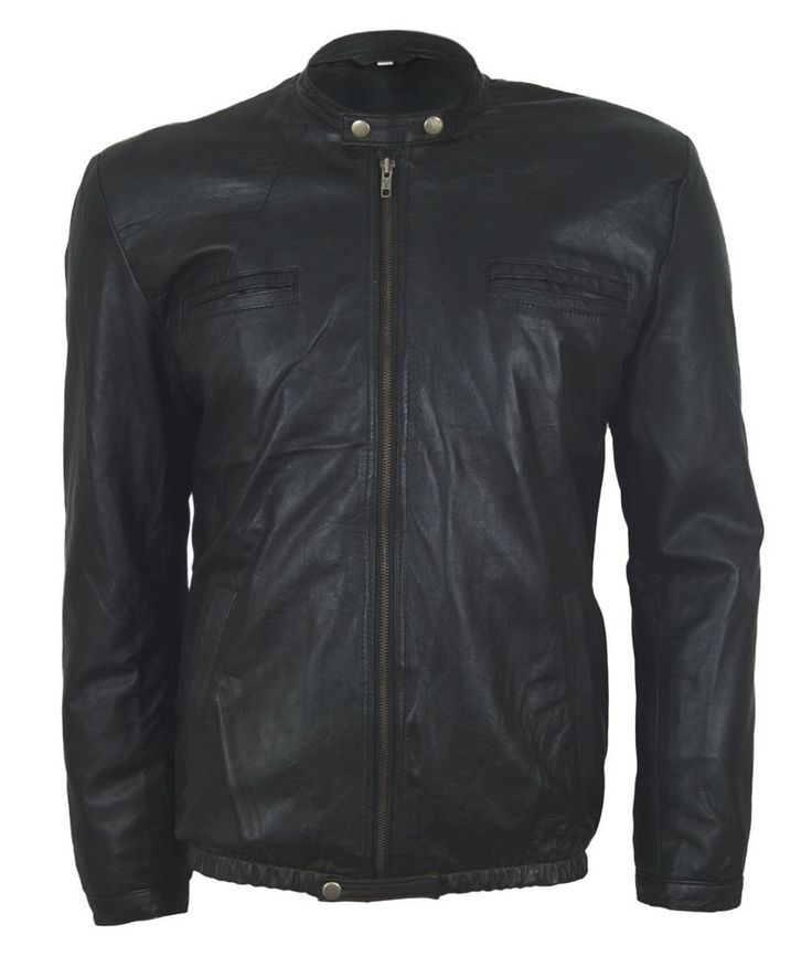 New Zac Efron 17 Again Oblow Moto Leather Jacket