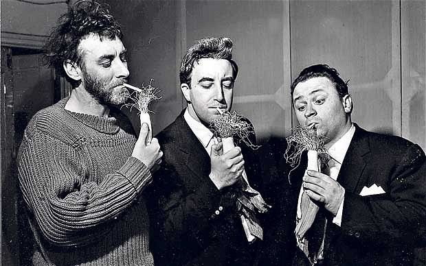 Spike Milligan, Peter Sellers, Harry Secombe