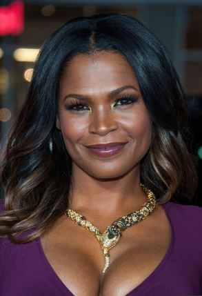 Nia Long WOWS the red carpet at Best Man Holiday premiere