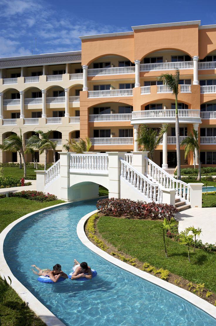 lazy river Iberostar Rose Hall Suites Hotel