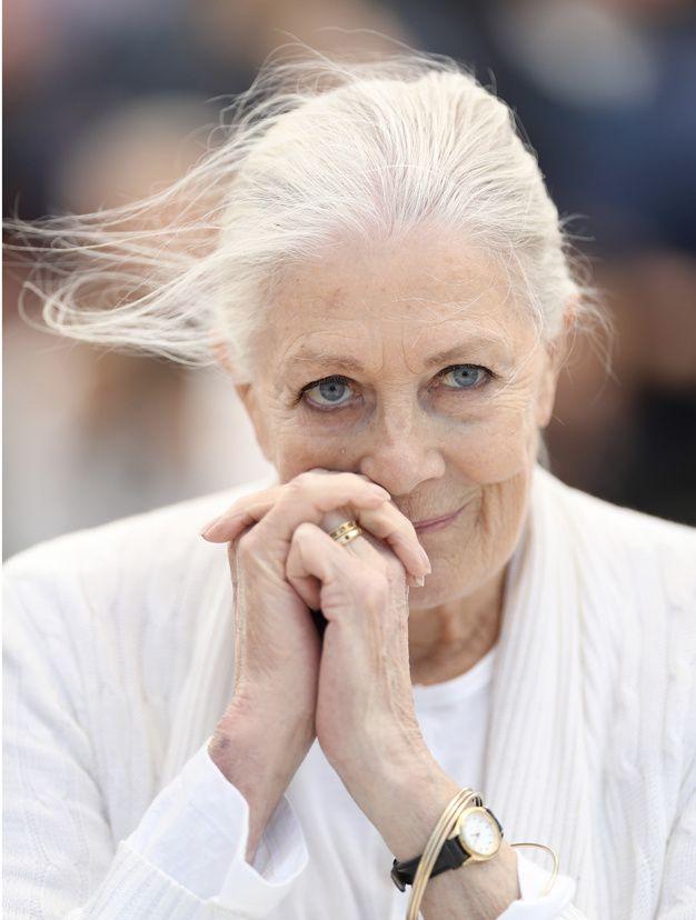 Cannes Vanessa Redgrave