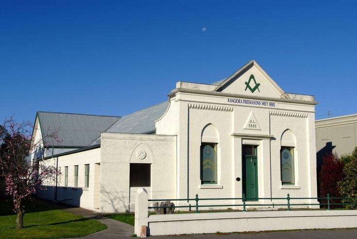 Rangiora, New Zealand.