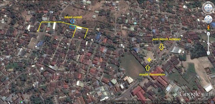 Jual Rumah Dalam Kota Sumbawa