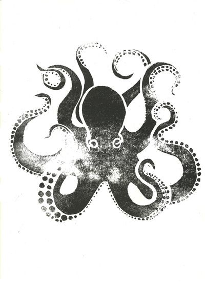 """Octopus"" by Ryan Hodge Illustration."
