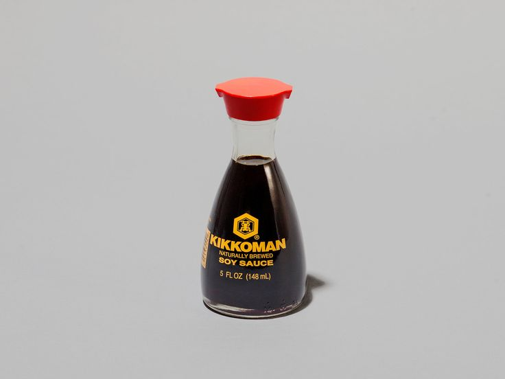 Kikkoman 1961 glass bottle packaging design PD