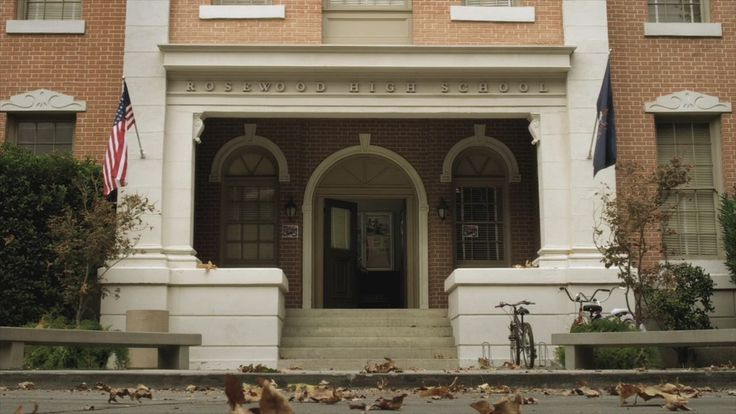 Rosewood Middle School ~ Best pretty little set images on pinterest