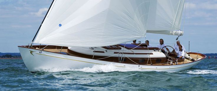 Classic yachts for sale uk, Modern classic yachts