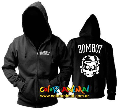 Campera Zomboy - Comprar en Color Animal