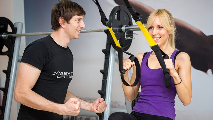 Target your arms and back with this TRX arm and back workout that will help tone and tighten your back and arm muscles. Get ready for a great workout!