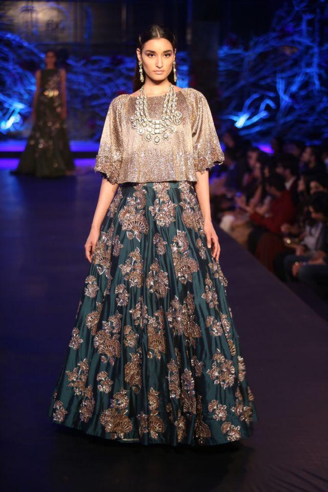 Manish Malhotra - FDCI Amazon India Couture Week 2015
