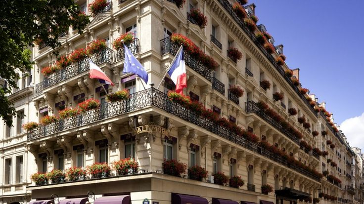 Paris hotel with the perfect location