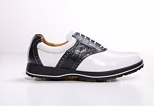 Golfschuhe Herren 61.103-05 Nappa white / Kroko black (40) Cultdesign http://www.amazon.de/dp/B00S17POAU/ref=cm_sw_r_pi_dp_gQ8Rub061E9J8