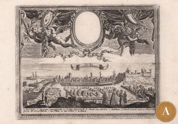 Резцовая гравюра, Вид Ревеля