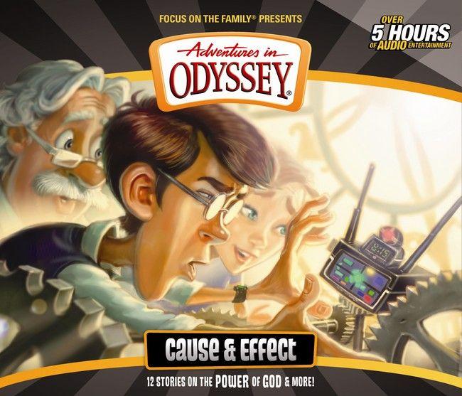 Adventures in Odyssey #52