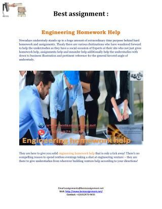 Civil Engineering homework help Online is the assignment help service provided in Activity Based Costing, by \n\nAustralia's leading Civil Engineering experts at affordable prices.Civil Engineering assignment help service \n\nensures high quality, plagiarism free, scholarly referenced assignment in your email-box before the deadline.\n