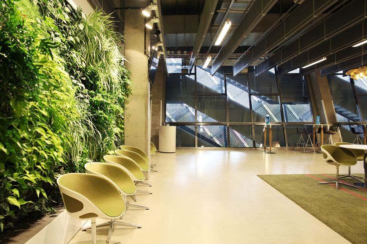 Tele 2 VIP Lounge Area, Stockholm.