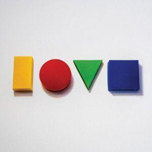 Jason Mraz: Love is a Four Letter Word (April 17, 2012) - Can't wait!