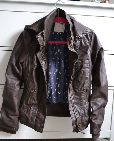 Available @ TrendTrunk.com Garage Clothing Outerwear. By Garage Clothing. Only $28.00!