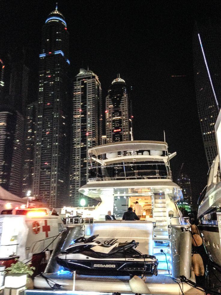 Amer Yachts @ DIBS 2014