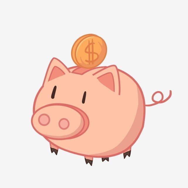 10+ Piggy bank clipart free information