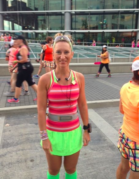 The fun and fashionable Lululemon SeaWheeze 13.1 Race. Check out my review with great pictures!