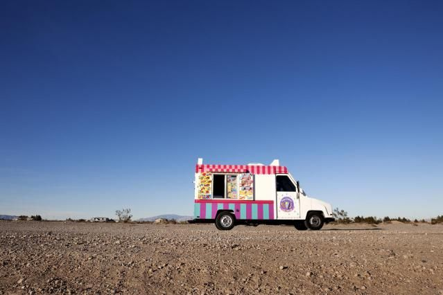 Food Truck Design - Commercial Equipment for a Food Truck
