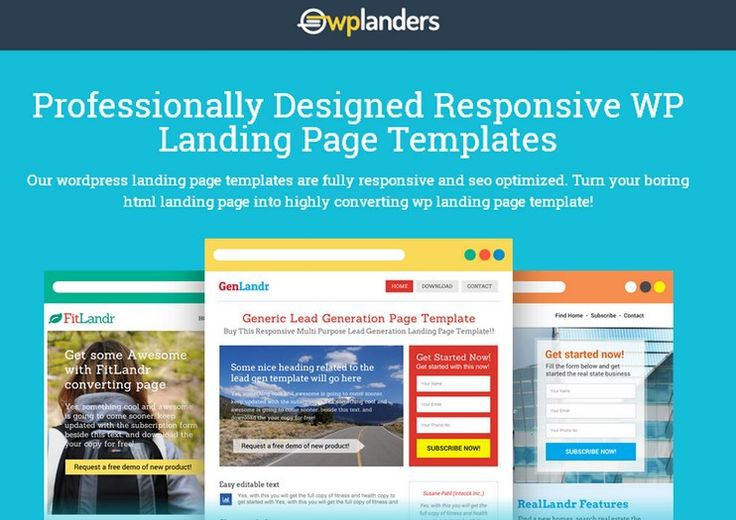 10 High Converting Mobile Responsive WordPress Landing Themes – Start Earning Tons of Money by Installing These Themes on Unlimited Sites and Domains and Also Get Free Developers License to All These Themes...  Check Detail => http://www.releasedl.com/10-high-converting-mobile-responsive-wordpress-landing-themes/
