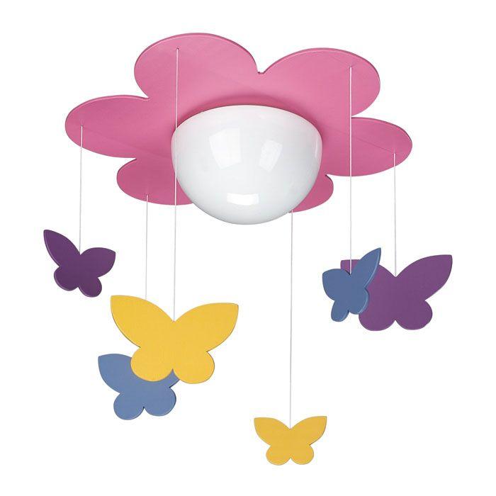 Meria (Purple), Ceiling Lights, Globug - Kids & Home Lighting