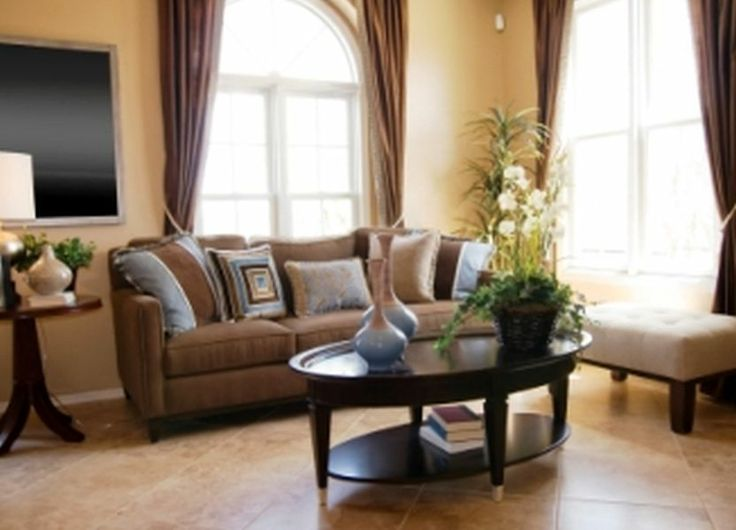 28 best blue brown living room images on pinterest for Blue brown living room decor