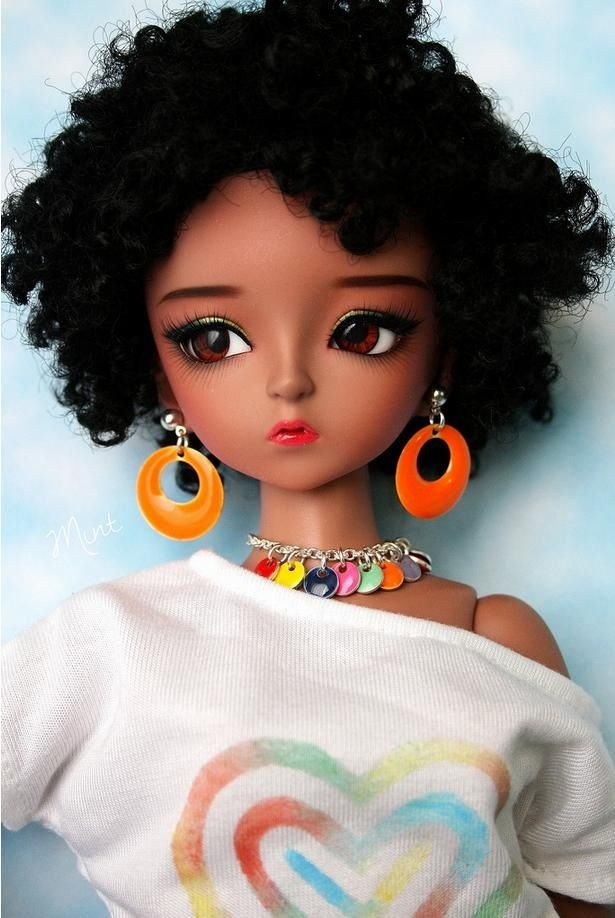500 Best Images About Black Dolls On Pinterest African