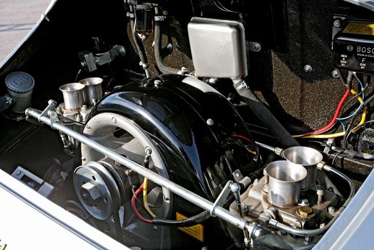 porsche 356 carrera 4 cam motor engine porsche. Black Bedroom Furniture Sets. Home Design Ideas