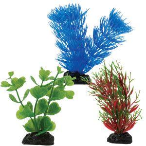Top Fin® Artificial Heart Leaf Aquarium Plant   Artificial ...