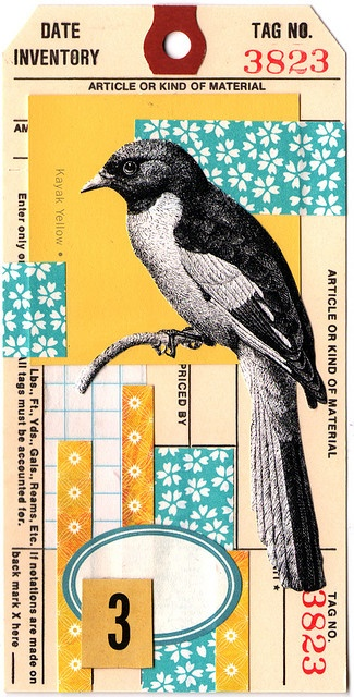 fabulous tag collage by jodie hurt, via Flickr